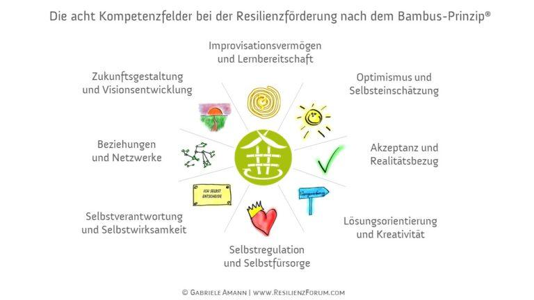 Resilienz-Zirkel nach dem Bambus-Prinzip®